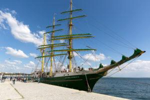 Navio-escola Alexander von Humboldt