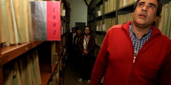 Arquivo Municipal – Visita