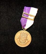 Medalha da Cidade – Cobre