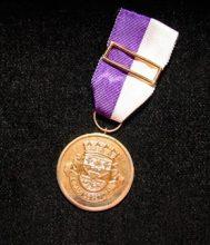 Medalha da Cidade – Ouro