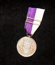 Medalha da Cidade – Prata