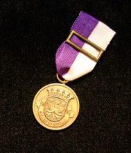 Medalha Dedicação – Cobre