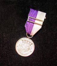 Medalha Dedicação – Prata