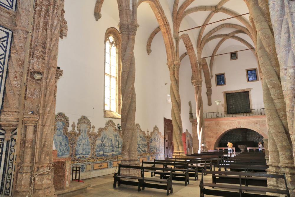 Igreja do Convento de Jesus