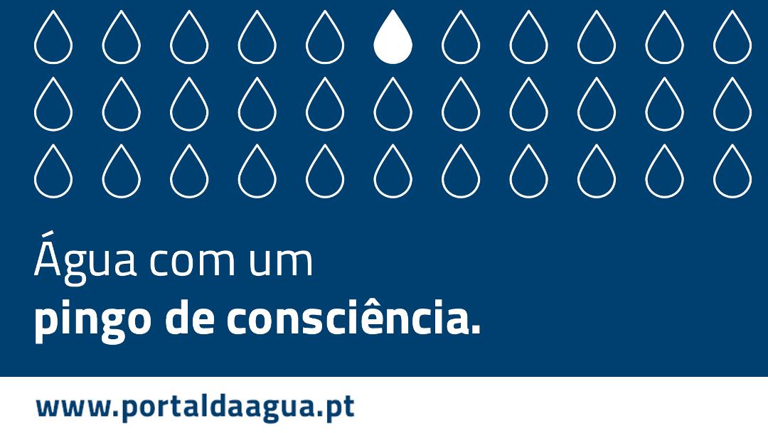 Portal da Água - Pingo de Consciência