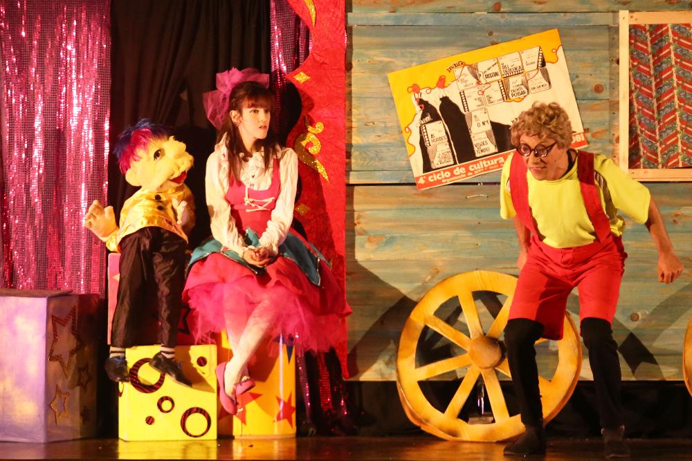Programas e Projetos Culturais | Teatro infantil