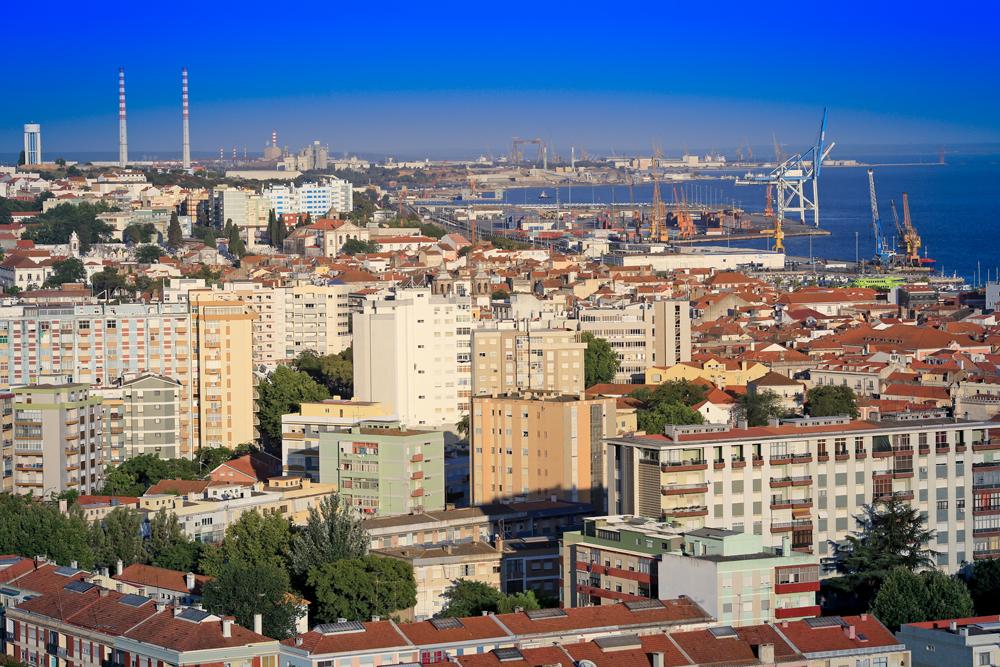 Cidade - vista geral