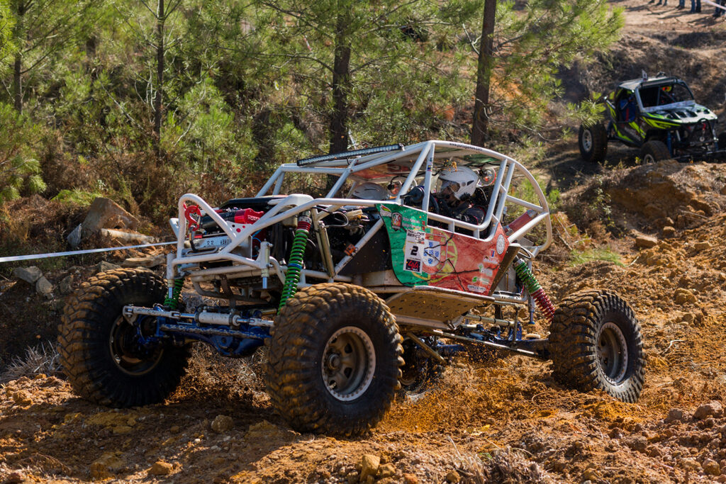 Super Extreme Trial 4x4