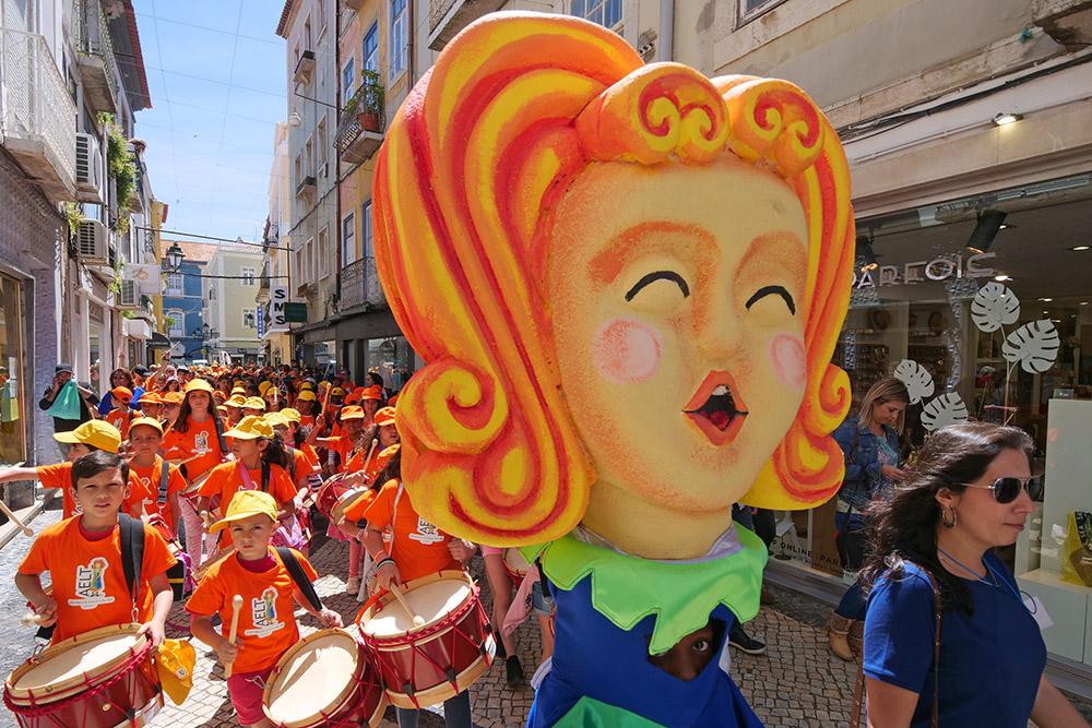 Desfile do Festival de Música de Setúbal