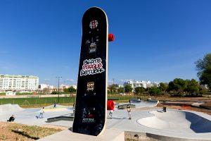 Skate Parque de Setúbal