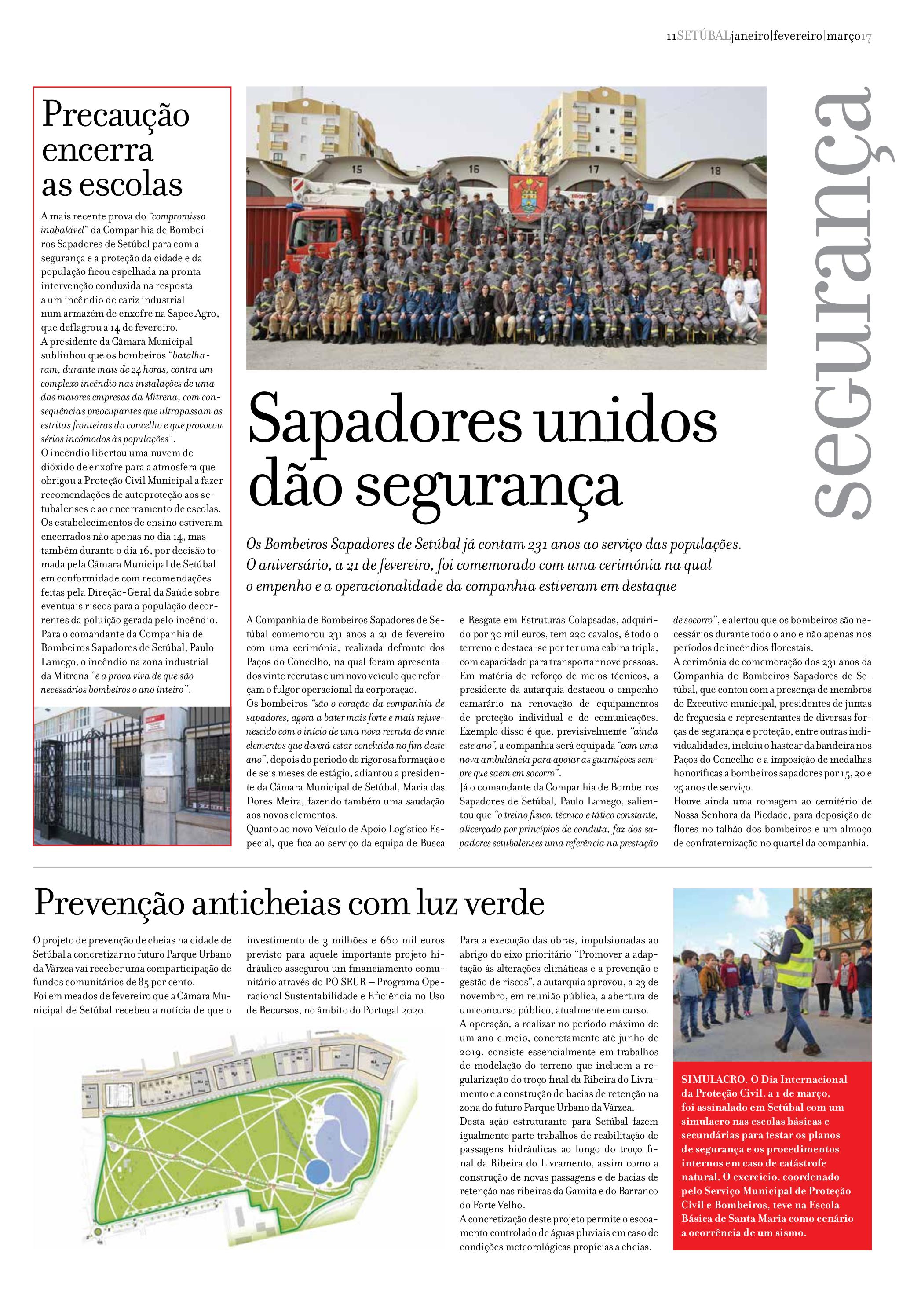 Jornal Municipal Janeiro 2017 Pág. 11