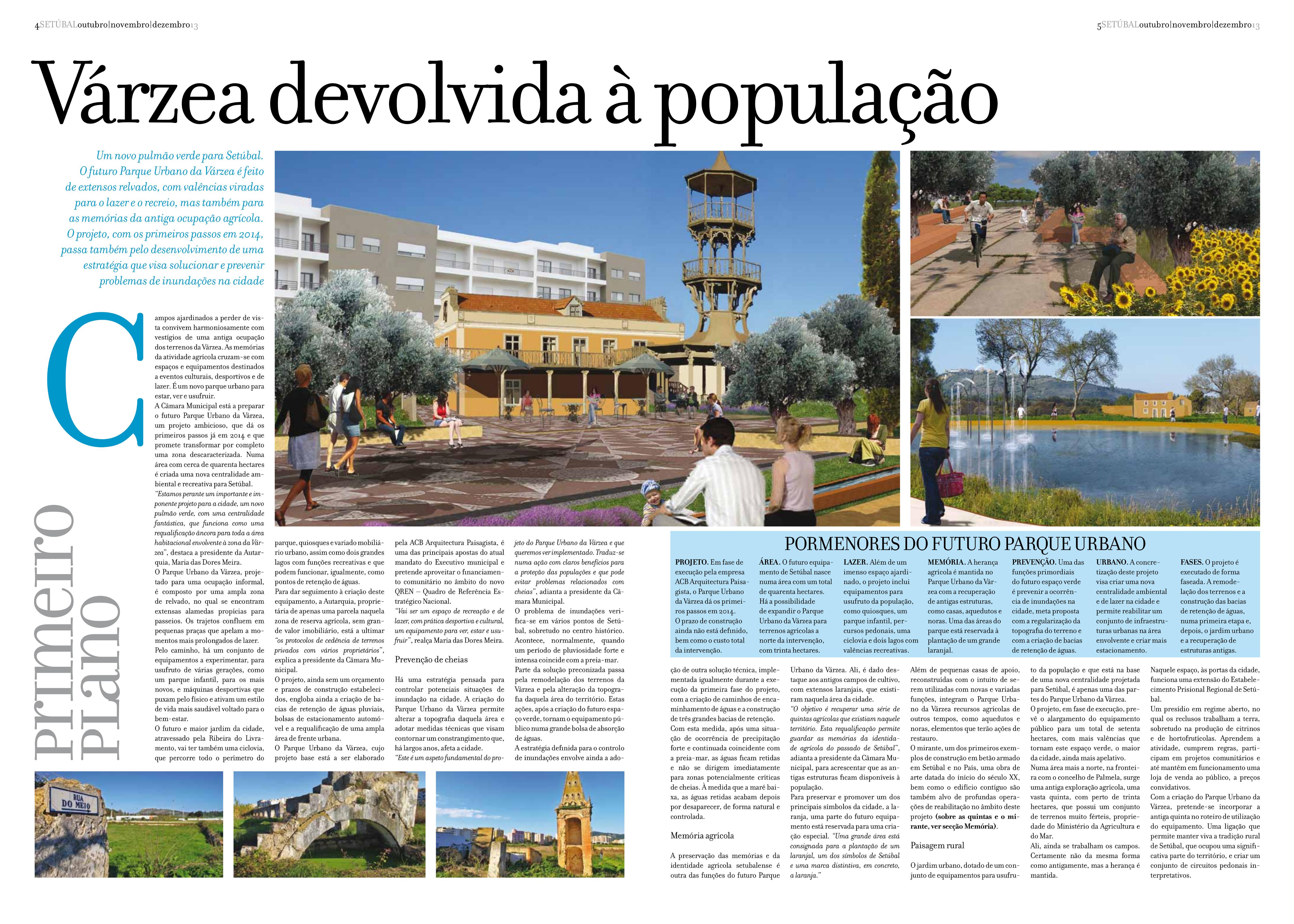 Jornal Municipal Outubro 2013 Págs. 4 e 5