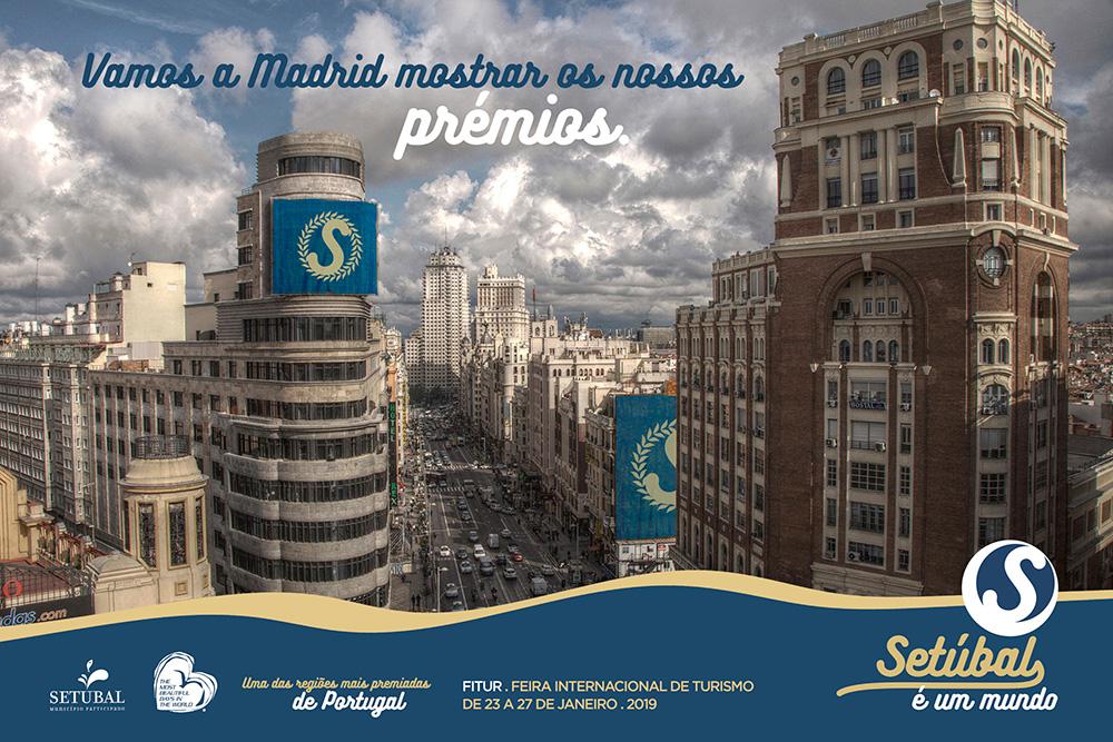 Anúncio - Setúbal na FITUR 2018