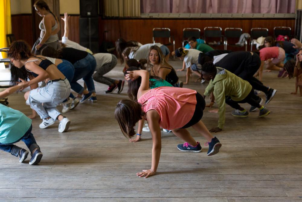 Ateliers de Verão | Dança
