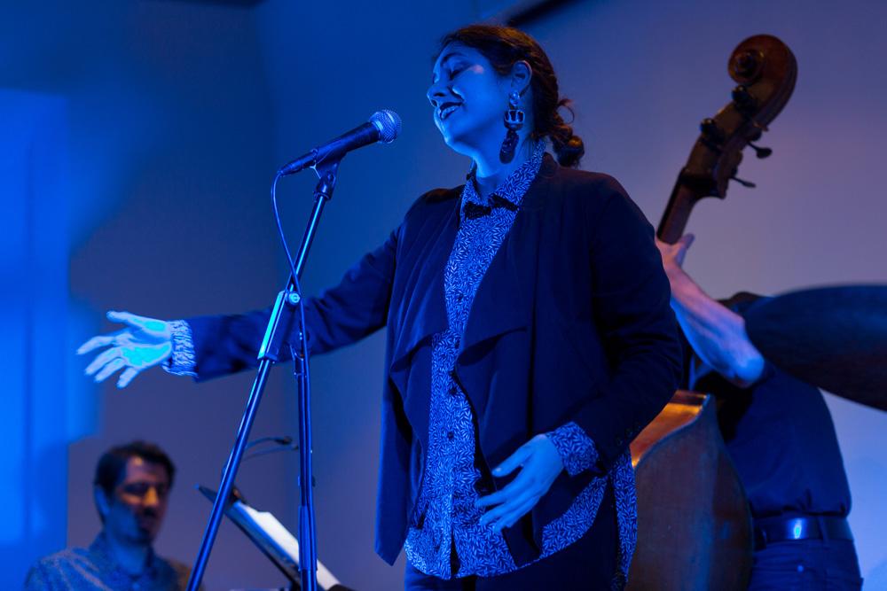Beatriz Nunes Quarteto - Círculo Jazz Fest