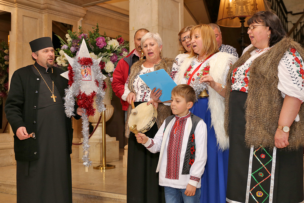 Comunidade Ortodoxa   Cânticos de Natal e Ano Novo