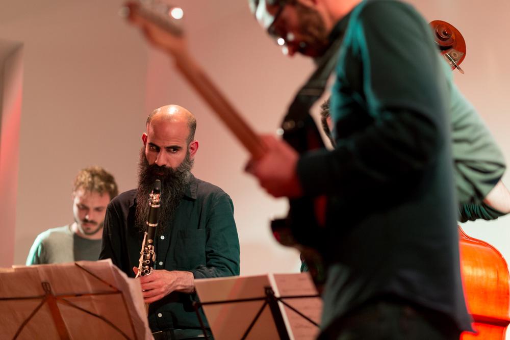 Daniel Neto Quarteto - Círculo de Jazz Fest