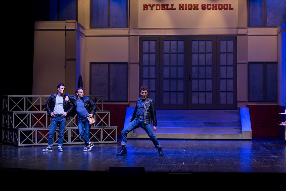 Grease, o Musical