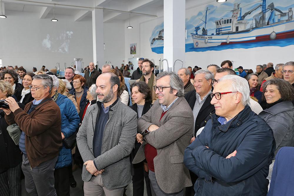 Mercado do Rio Azul - inauguração