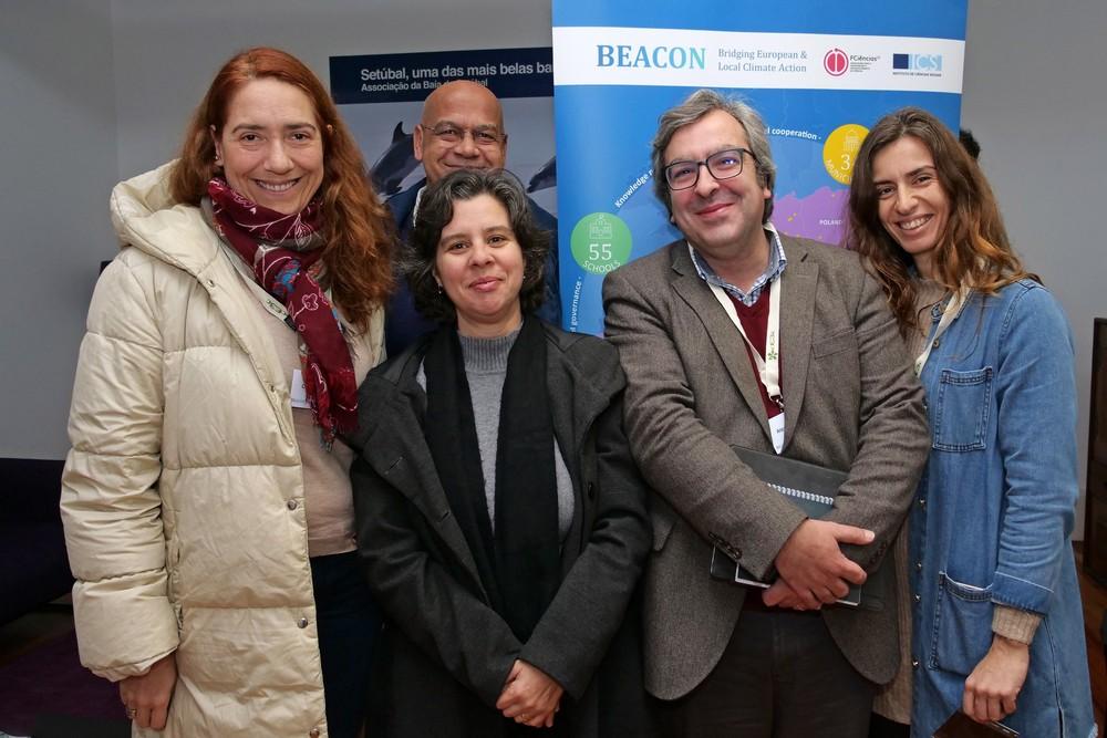 Mitigação das Alterações Climáticas - Beacon