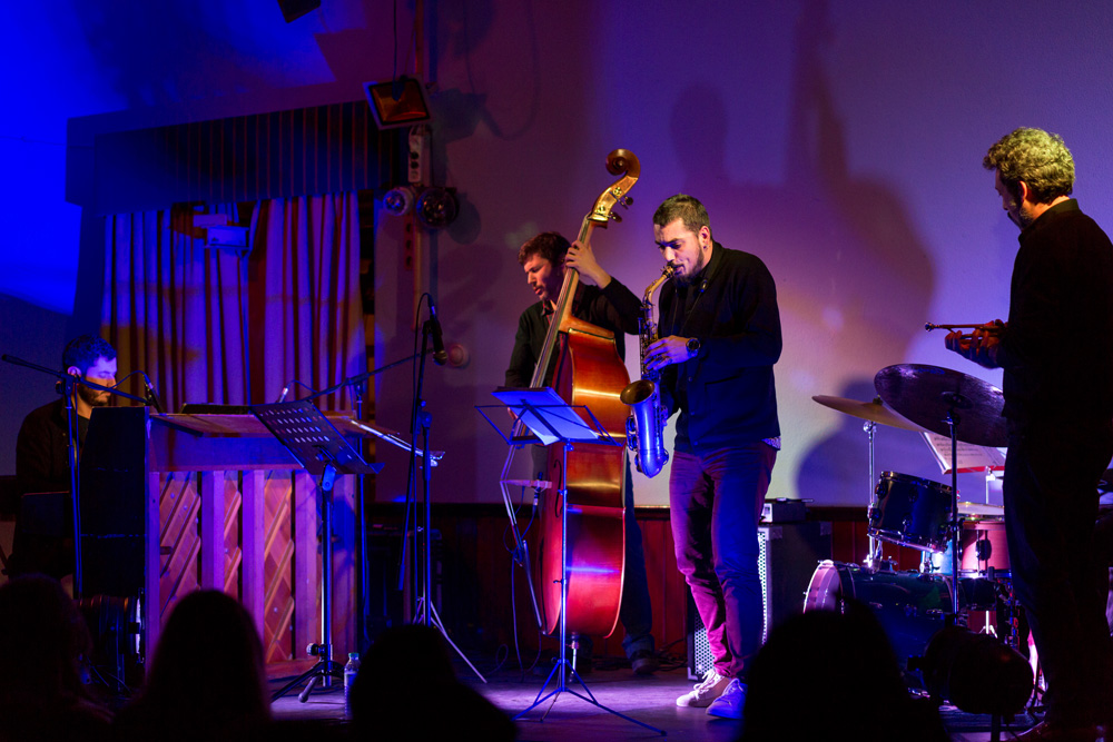 Quinteto Ricardo Pinto - Círculo de Jazz Fest