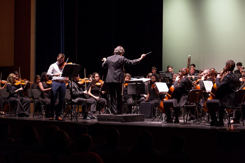 Sinfonia à Juventude - Orquestra Académica Metropolitana