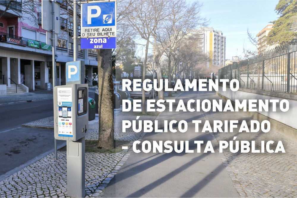 Consulta Pública | Regulamento Estacionamento Tarifado