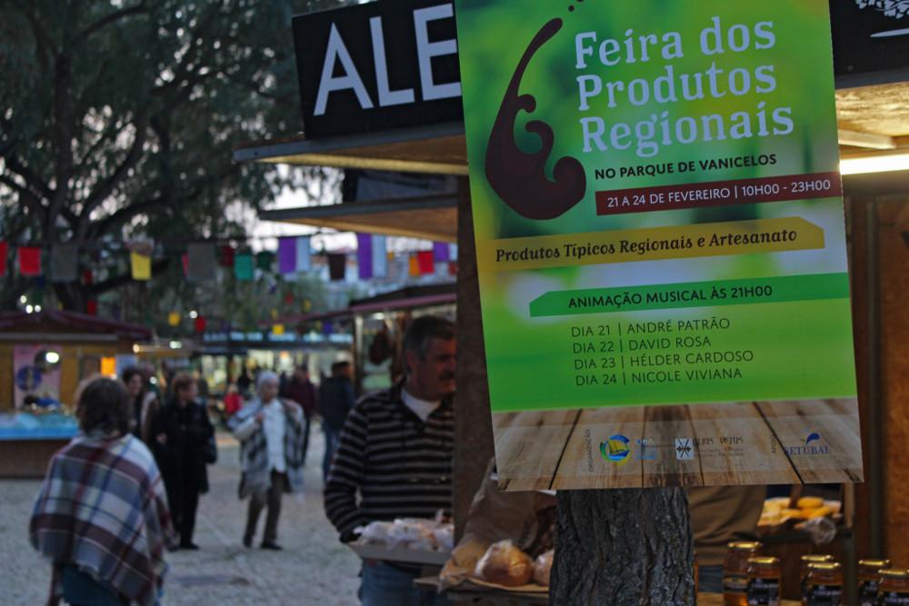 Feira de Produtos Regionais