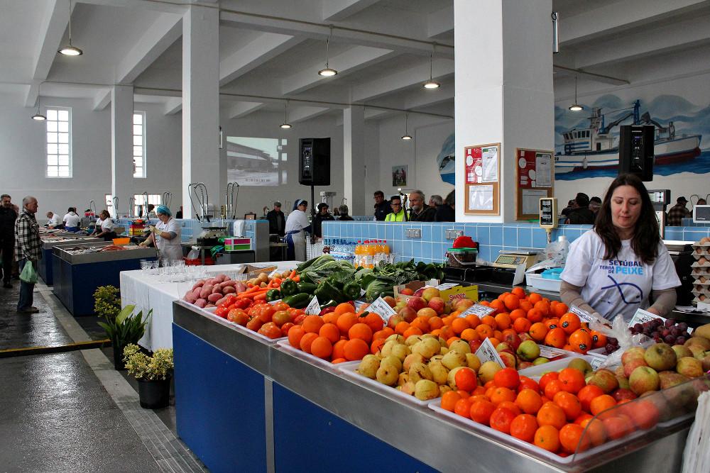 Mercado do Rio Azul   Inauguração