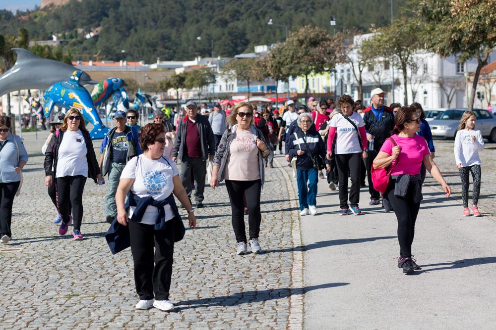 Caminhada do Dia da Mulher