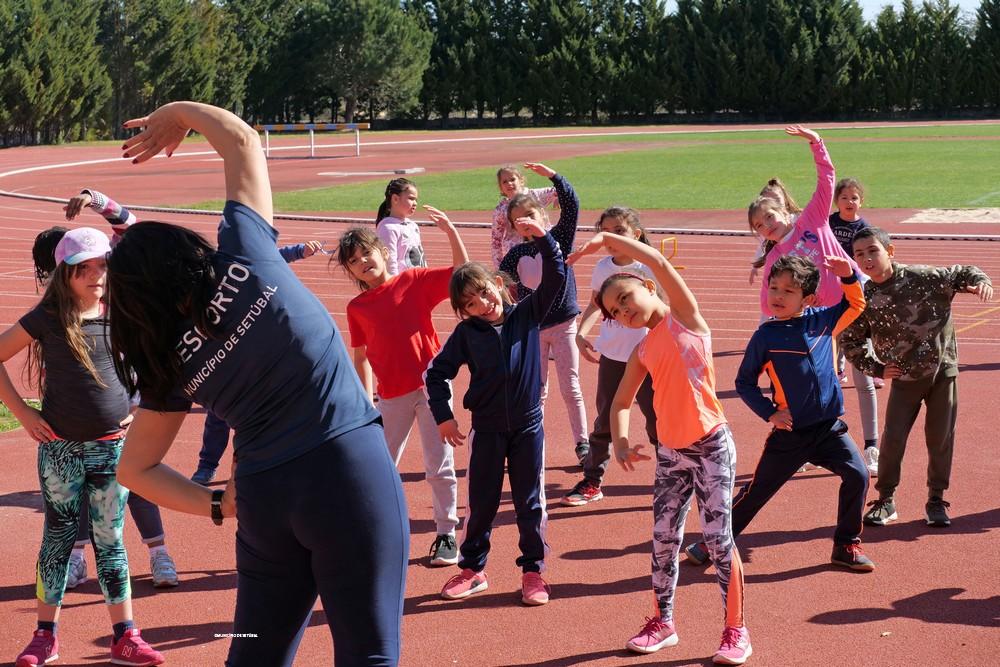 Desporto nas Escolas 1.º Ciclo - Atletismo