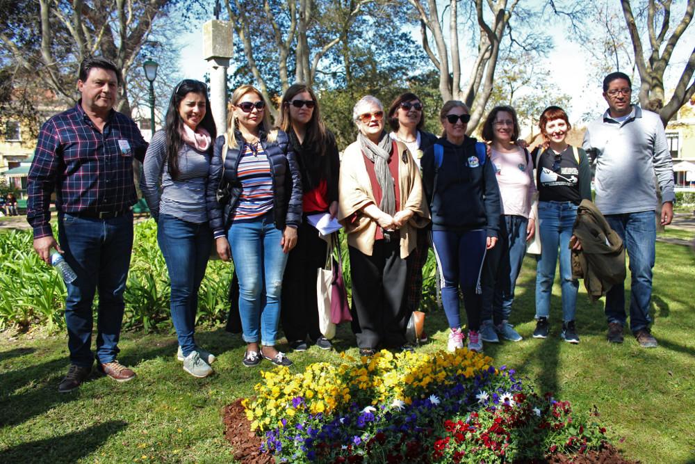Caminhada do Dia Internacional da Mulher