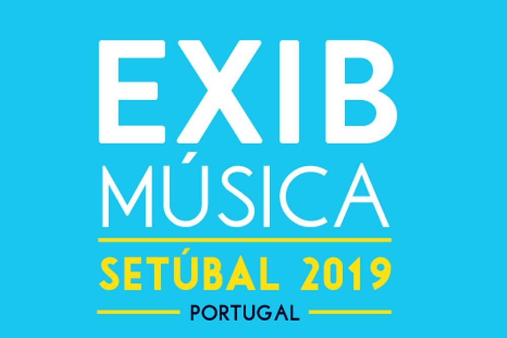 EXIB Música - logo