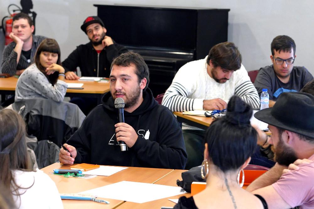 Fórum da Juventude de Setúbal | Imagem de arquivo