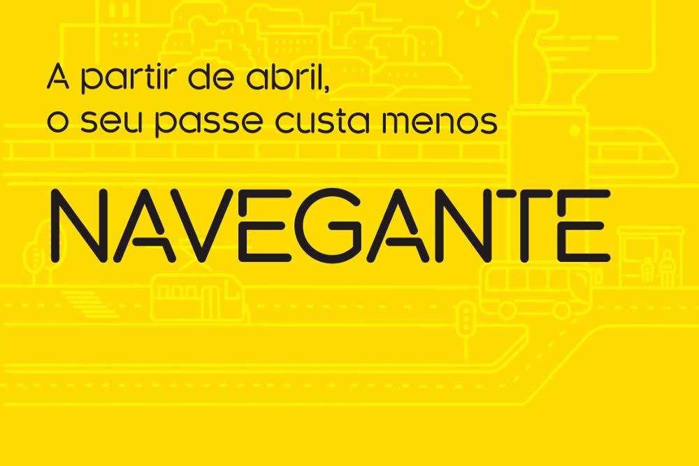Passe Navegante | Transportes da Área Metropolitana de Lisboa