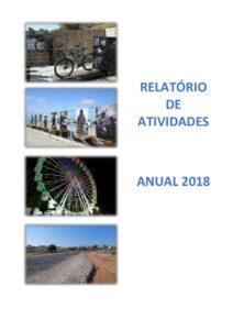 Relatório de Atividades Anual | 2018 (capa)