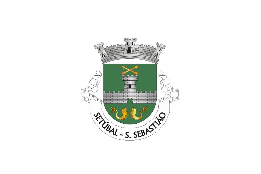 Junta de Freguesia de S. Sebastião | Brasão