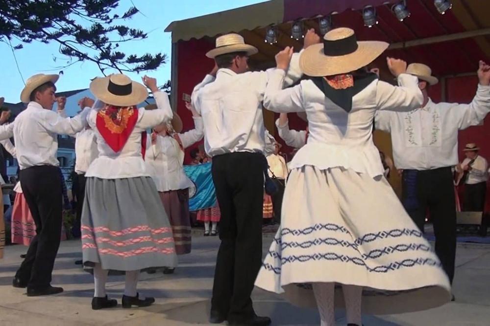 Chamarrita | Baile mandado dos Açores