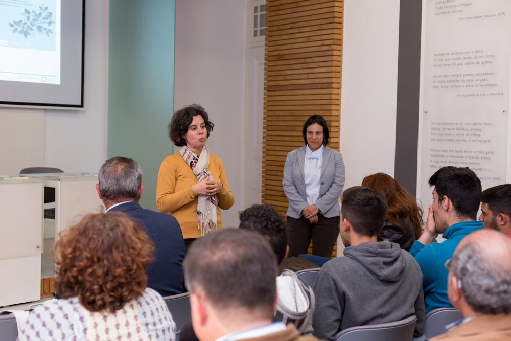 "Conferência ""À Conversa Sobre Plantas Invasoras"" | Vereadora Carla Guerreiro"