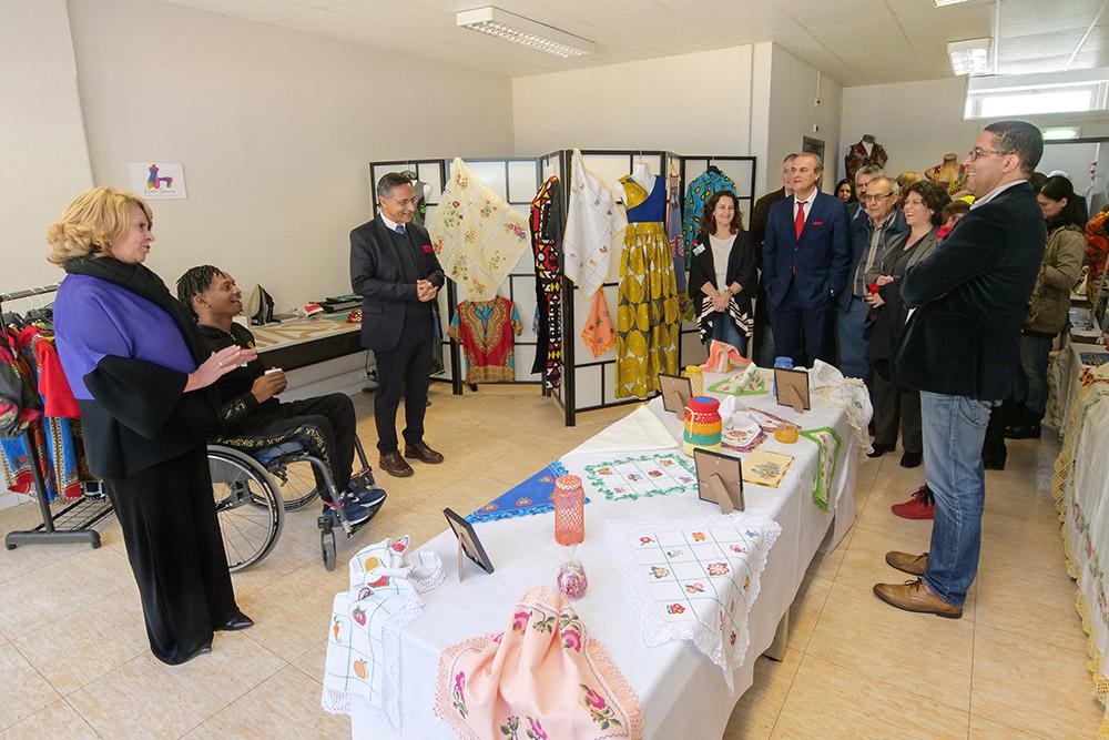 Comemorações 25 de Abril de 2019 - inauguração espaço NBNC