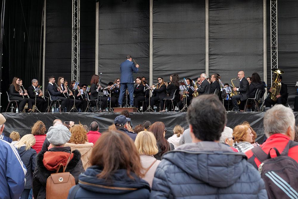 Comemorações 25 de Abril de 2019 - concerto pela Capricho Setubalense