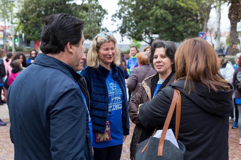 Caminhada pela Consciencialização do Autismo 2019