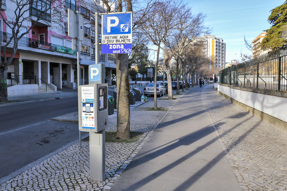 Estacionamento Tarifado