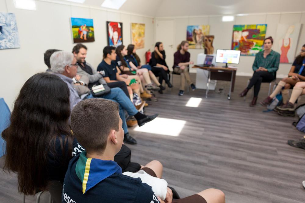 Fórum da Juventude | Freguesia de Azeitão