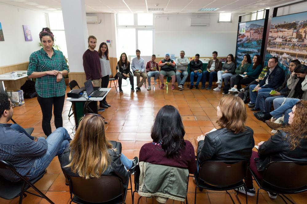 Fórum da Juventude | Freguesia de São Sebastião