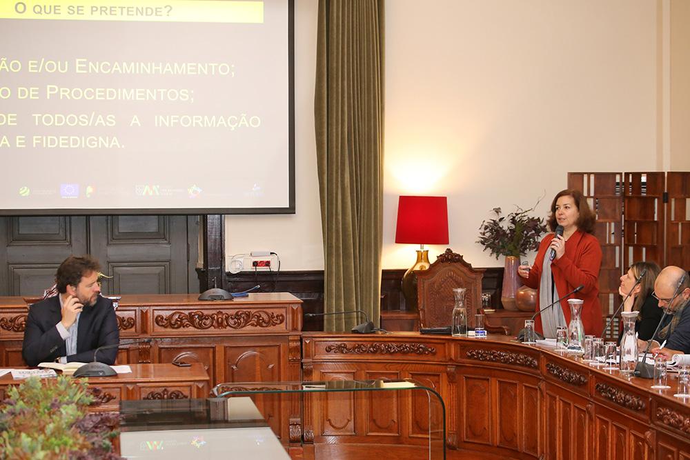 Plataforma Municipal Integração Migrantes - reunião 17 de abril