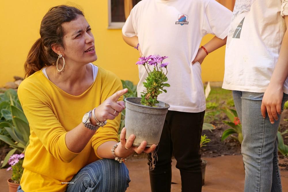 Seja Jardineiro Por Um Dia   Escolas