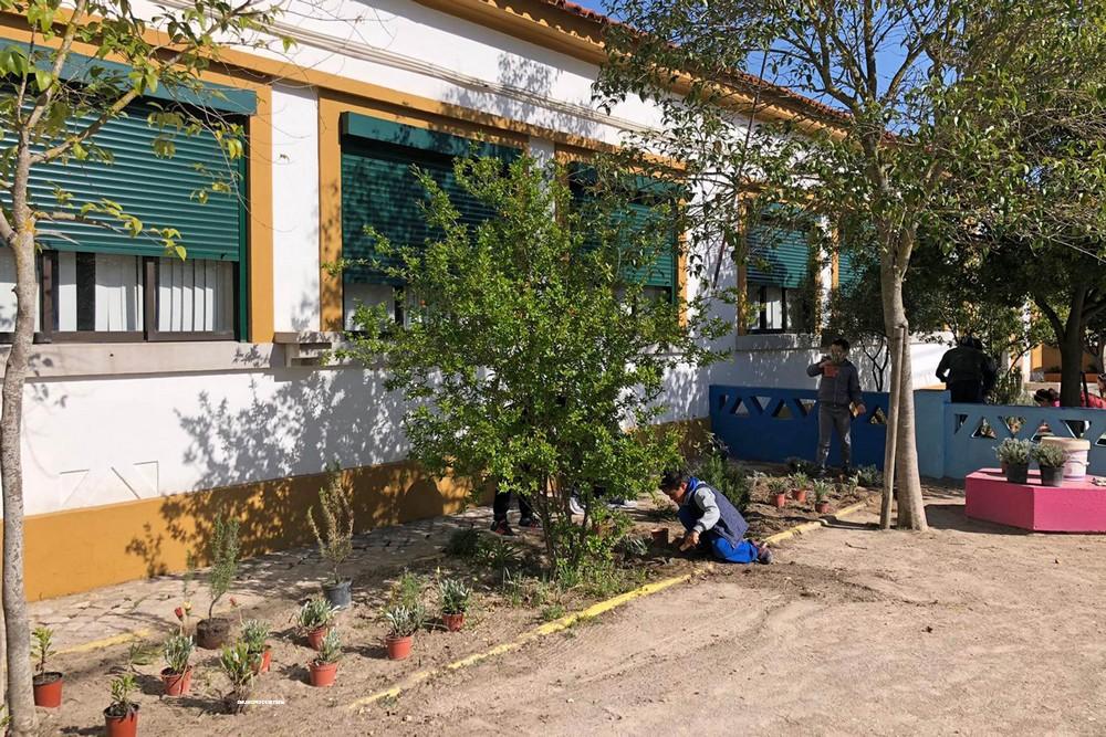 Seja Jardineiro Por Um Dia | Escolas
