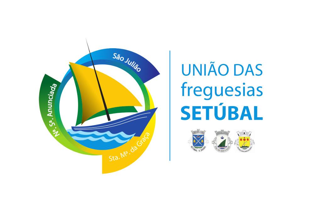 União das Freguesias de Setúbal | Logotipo
