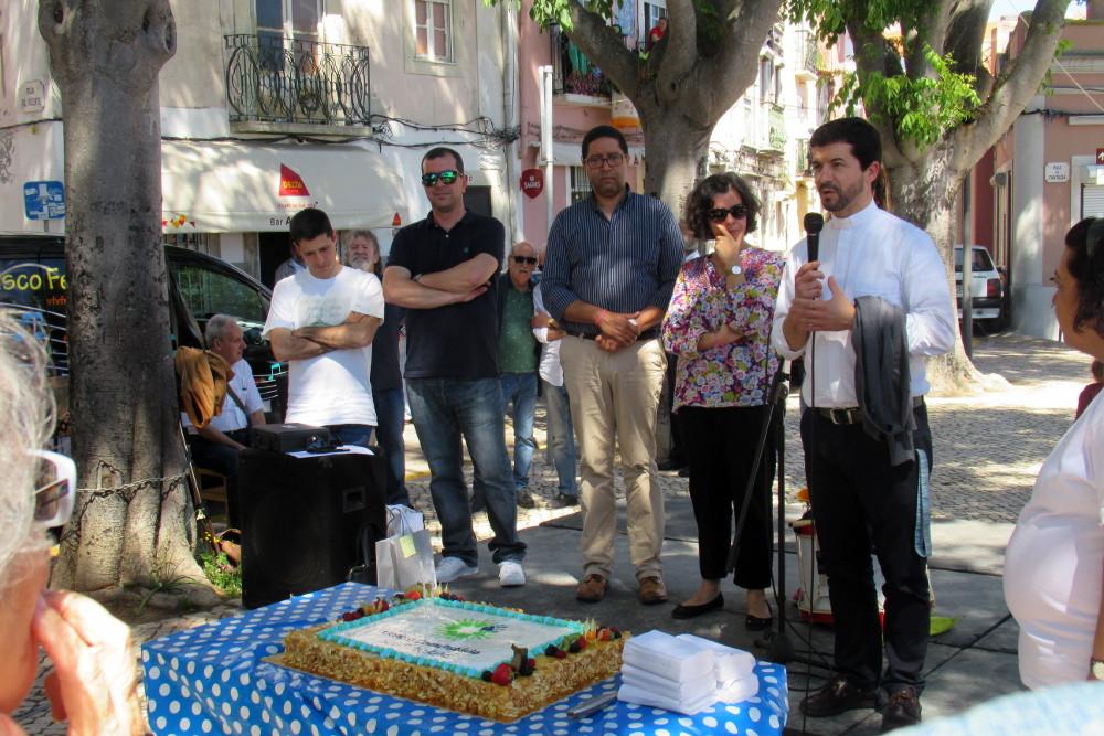 Aniversário do Centro Comunitário